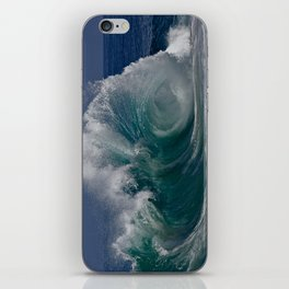 Wedge Waves  7/22/13 iPhone Skin