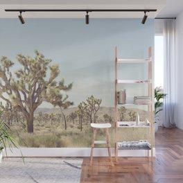 Pale Desert Wall Mural