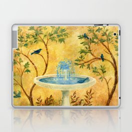 Peace Garden Laptop & iPad Skin
