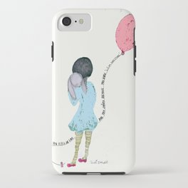 When I Saw You I Fell In Love 2 iPhone Case