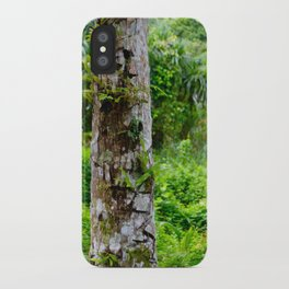 Plants on Trunk iPhone Case