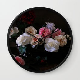 """Power, Corruption & Lies"" by Cap Blackard [Alternate Version] Wall Clock"