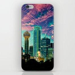 Dallas iPhone Skin