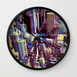 EPICENTER Wall Clock