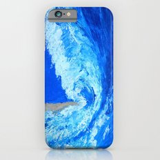 Big Wave  palette knife abstract Slim Case iPhone 6s