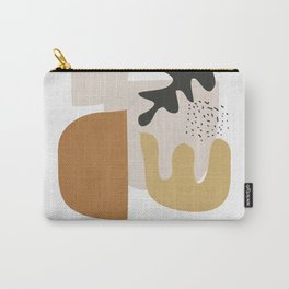 Abstract Shapes  2 Carry-All Pouch