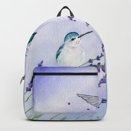 Hummingbird Romance Backpack