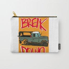 BREAK IT DOWN Carry-All Pouch