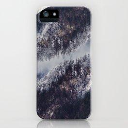 Winter Beauties iPhone Case