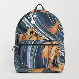 Koi Fish Backpack