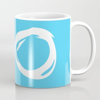 the fault in our stars Mugs featuring Fault In Our Stars - Infinity by tangofox