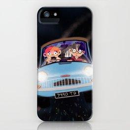 Harry & Ron iPhone Case