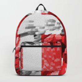 Extruded Flag of Denmark Backpack