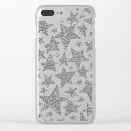 Starlight White Clear iPhone Case