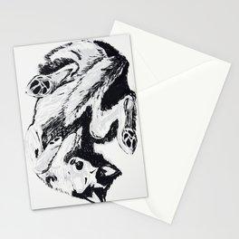 Husky Side UP Stationery Cards