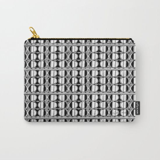Dot Exposure Carry-All Pouch