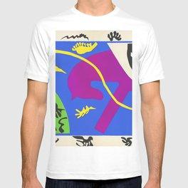 Horse Rider and Clown - Henri Matisse T-shirt