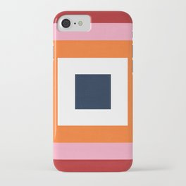 the squares  iPhone Case