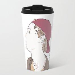 Profile (Isak) Travel Mug