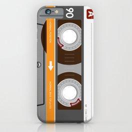 K7 Cassette 6 iPhone Case