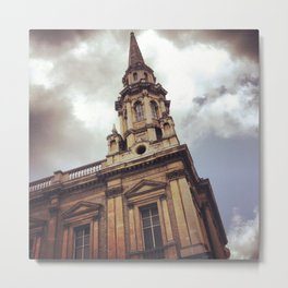 Marylebone Metal Print