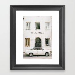 CUBA 4 Framed Art Print