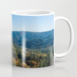 Fall Sunrise Photography Print Coffee Mug