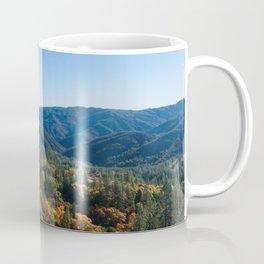 Fall Sunrise Photography Print Coffee Mug