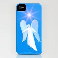 Angel iPhone (4, 4s) Slim Case