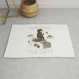 The Good Old Days Rug