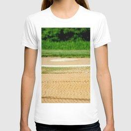 Home Plate (Baseball) T-shirt
