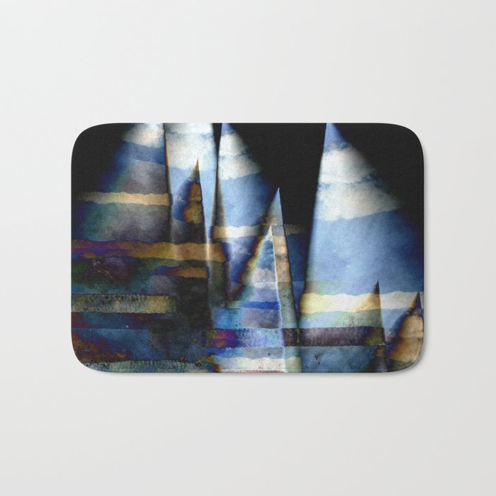 Summit Meeting Bath Mat