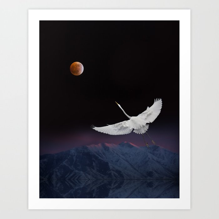 The Impossibilities Are Endless Art Print