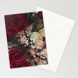 Roses Are... Stationery Cards