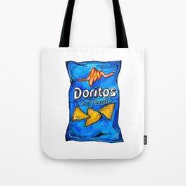 Cool Ranch Doritos Tote Bag