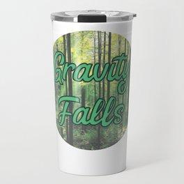 Funny & Awesome Gravity Tshirt Design Gravity Falls Travel Mug