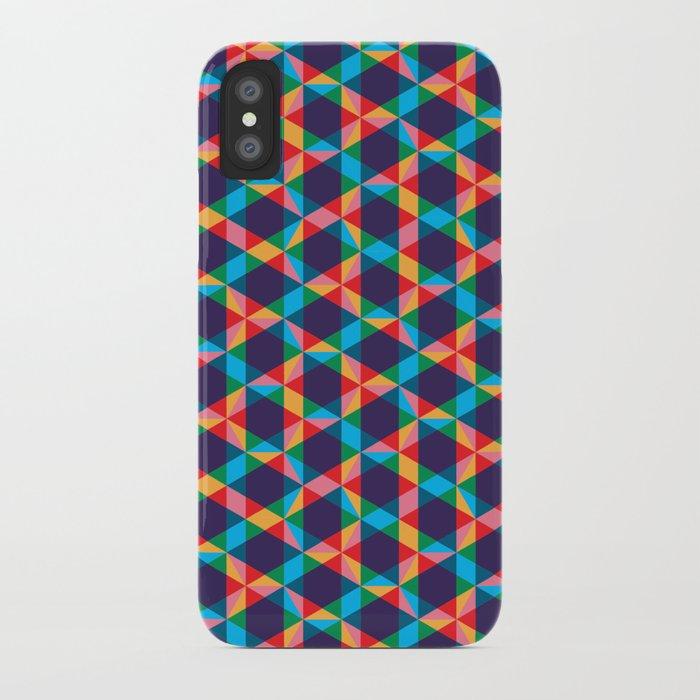 BP 78 Star Hexagon iPhone Case