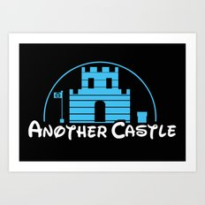 Another Castle Art Print