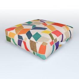 The X Outdoor Floor Cushion