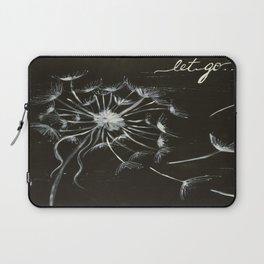 Let Go Laptop Sleeve