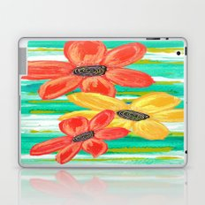 Ode to a Summer's Day Laptop & iPad Skin