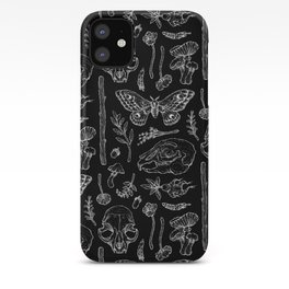 Witchcraft II [Black] iPhone Case
