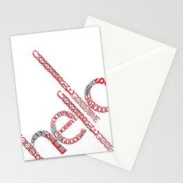 Hello, Goodbye Stationery Cards