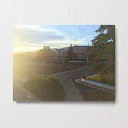 tramonto Metal Print