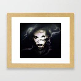 Doom Potential Framed Art Print