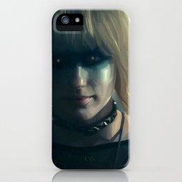 Pris Blade Runner Replicant iPhone Case