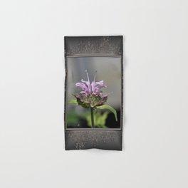 Bee Balm named Panorama Lavender Hand & Bath Towel