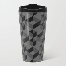 Black box Travel Mug