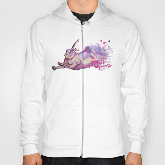 In which there is a rabbit-splosion  Hoody