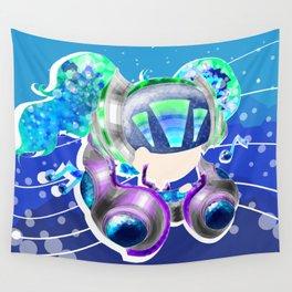 DJ Sona Wall Tapestry